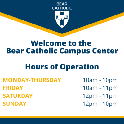 CC Hours of Operation